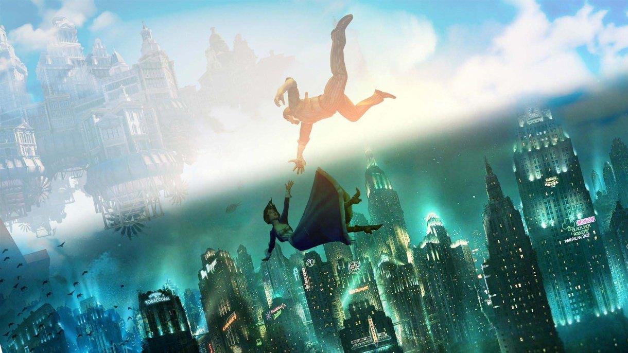 صناعة الألعاب BioShock