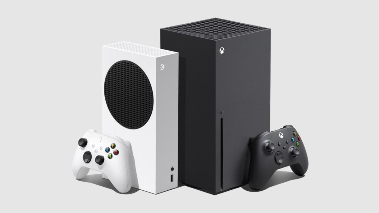 Xbox Series X S ألعاب إطلاق