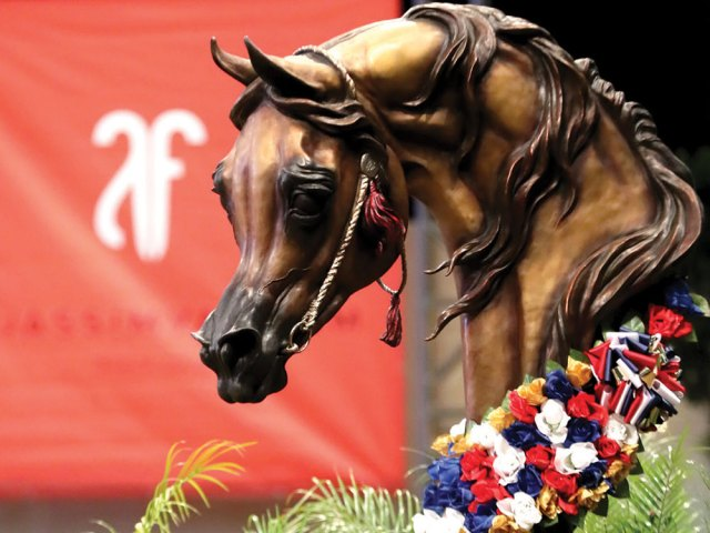 2018 Arabian Breeders World Cup Complete Results