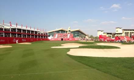 Abu Dhabi HSBC Golf Championship 2014