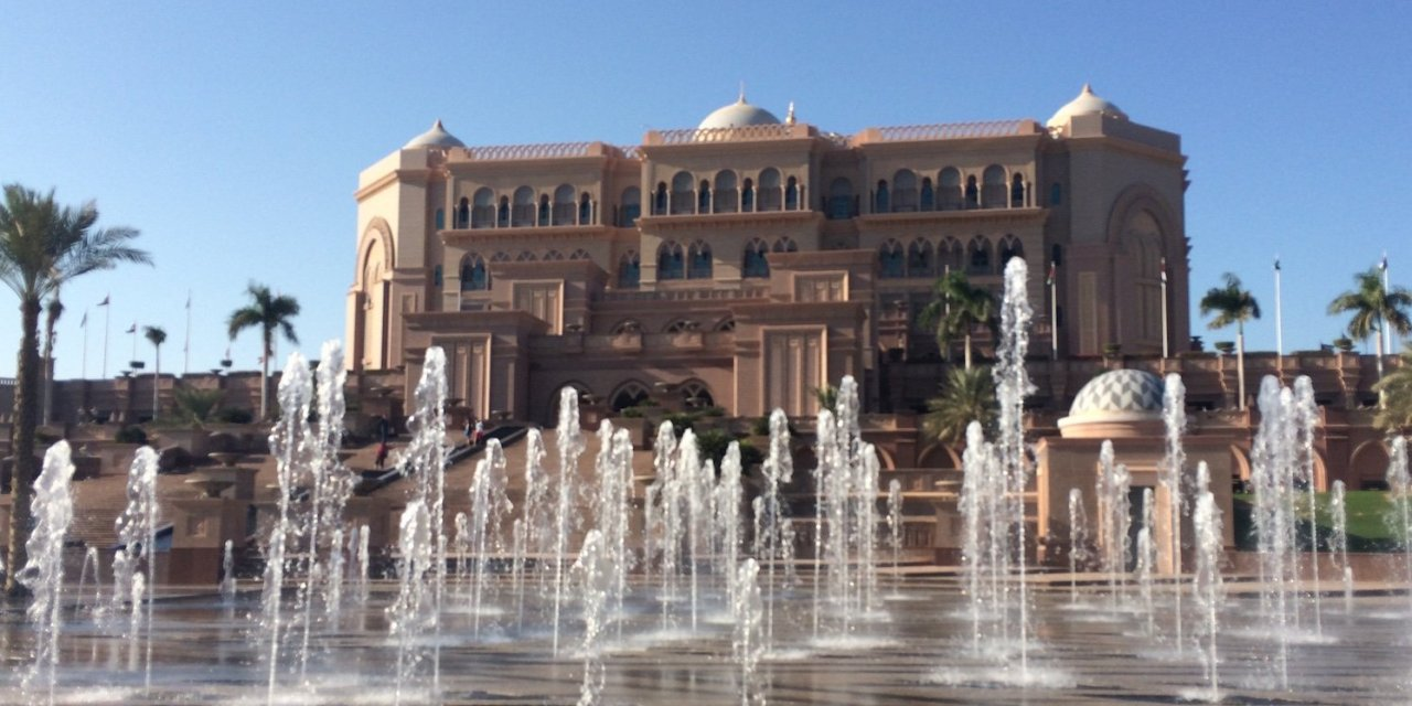 An afternoon at the Emirates Palace Spa