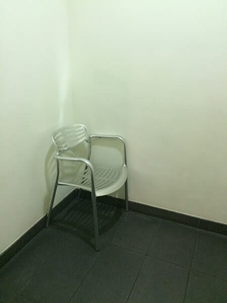 Al Wahda mall nursing room