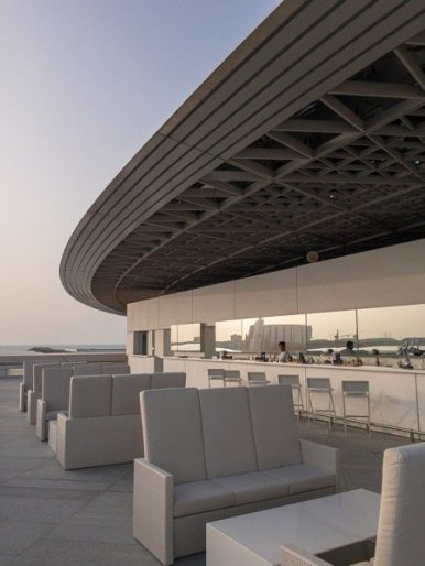 Art Lounge Louvre Abu Dhabi Arabian Notes 2018-5