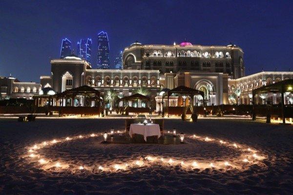 BBQ-Al-Qasr-Emirates Palace Abu Dhabi