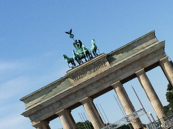 Berlin Brandenburg Gate Aug 2015 Arabian Notes 85