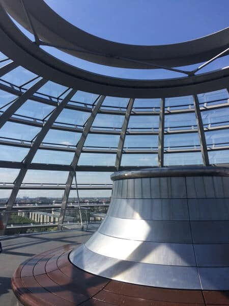 Berlin Reichstag Dome Aug 2015 Arabian Notes 82