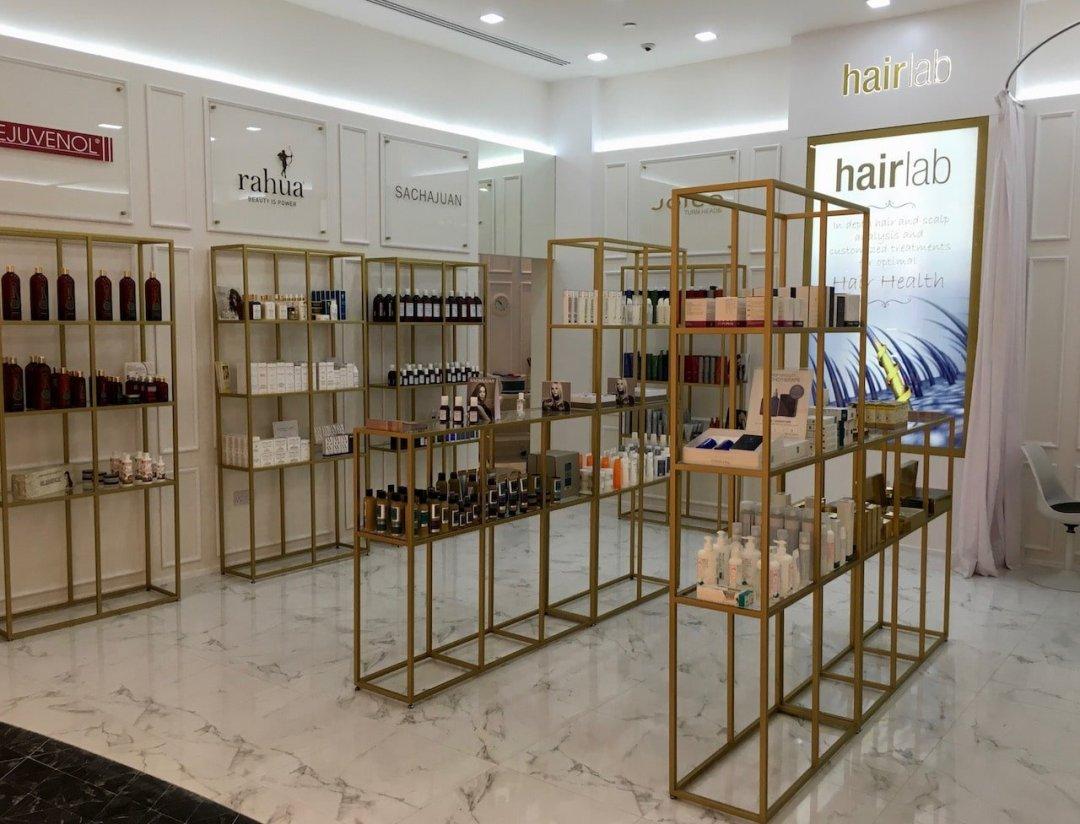 Hair Lab, Yas Mall Feb 2016 Arabian Notes feat.