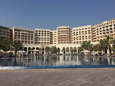 Ritz Carlton Grand Canal pool
