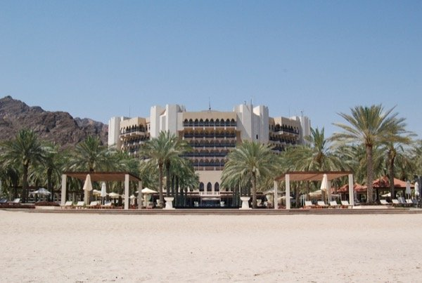 Short Break Al Bustan Palace Muscat Arabian Notes 2016 4