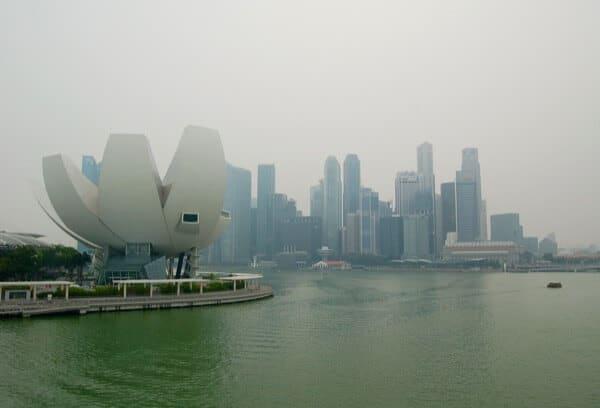 Singapore September 2015 City view Arabian Notes 1