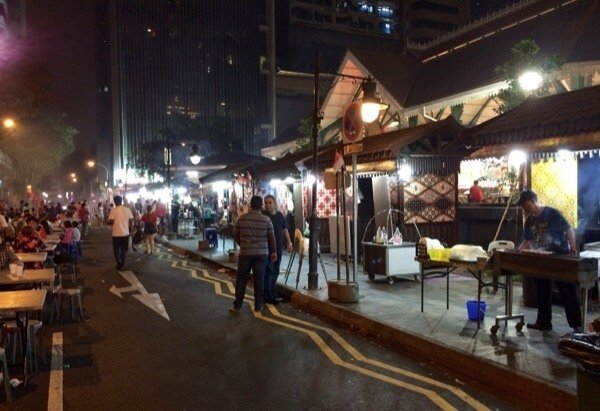 Singapore September 2015 Satay Street Arabian Notes 16