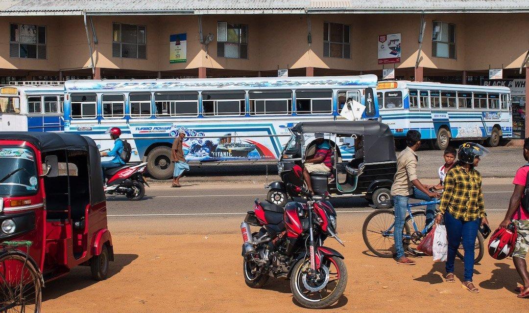 Short haul: Sri Lankan street life in pictures