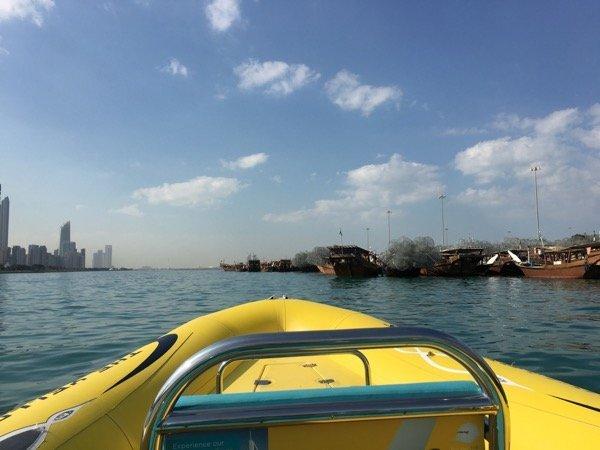 The Yellow Boats Abu Dhabi Dec 2015 Arabian Notes 16