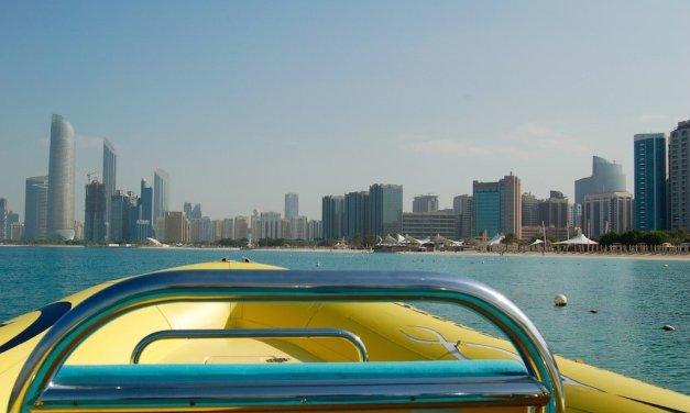 The Yellow Boats, Abu Dhabi