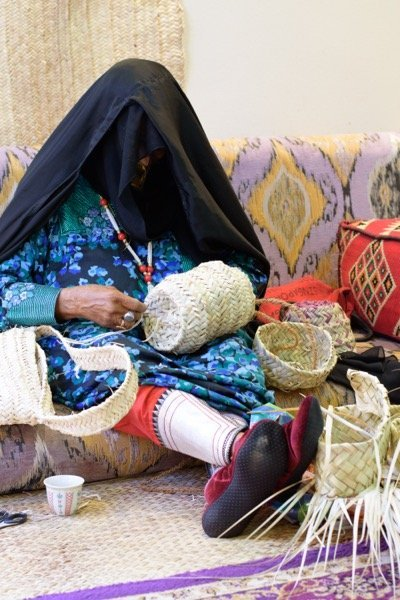 Women's Handicraft Centre Oct 2017 Arabian Notes-5