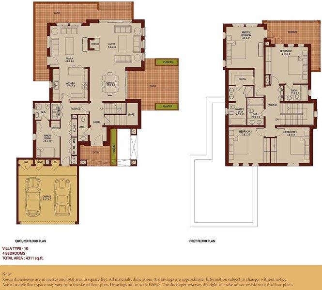 Arabic house plans amazing house plans for Arabic home designs