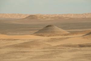 Sahara desert at Reggane, Algeria