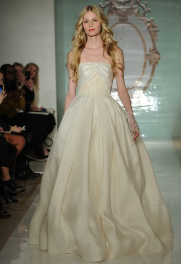 Reem Acra 2015 Spring Bridal Collection (10)