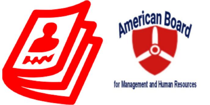 مجلة البورد الامريكي للادارة والموارد البشرية