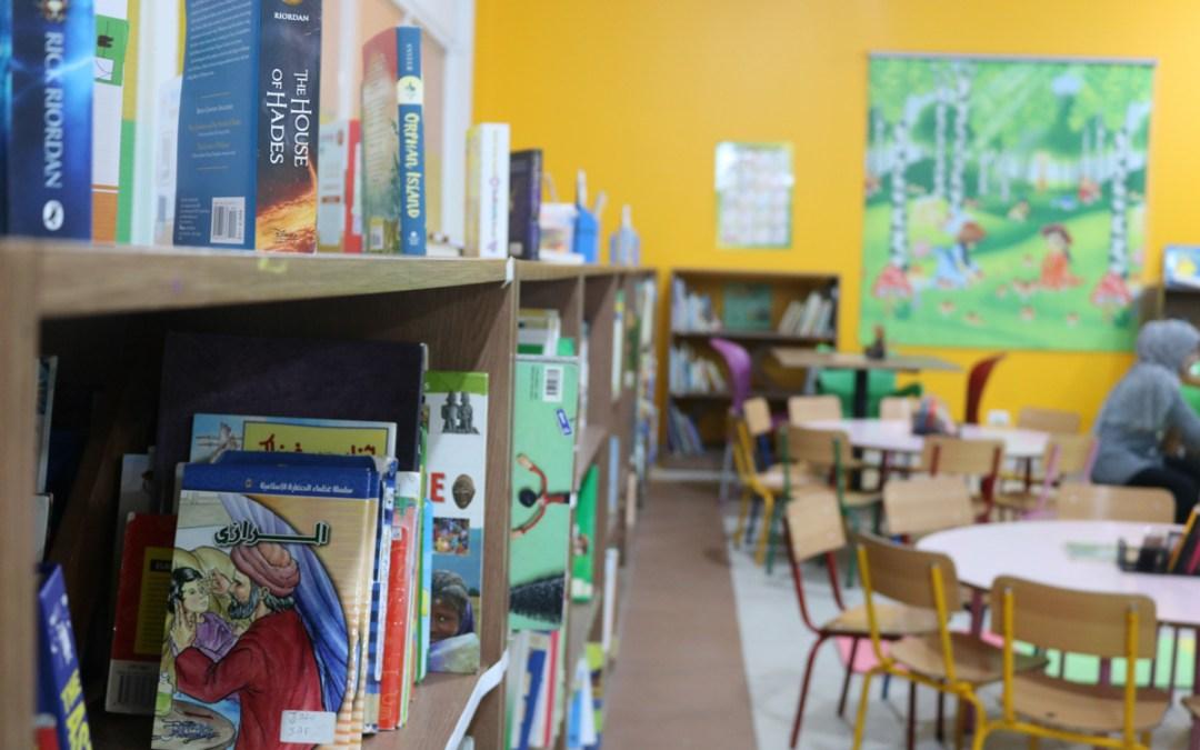 تأهيل مكتبة أطفال في بلدية برج البراجنة: مبادرة تضامنية لمركز حارة حريك التنموي
