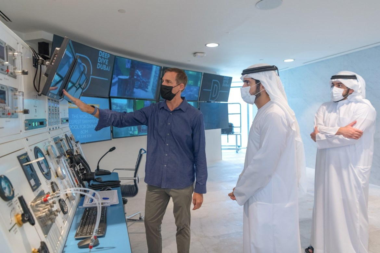 دبي: افتتاح أعمق حوض للغوص بالعالم - أريبيان بزنس