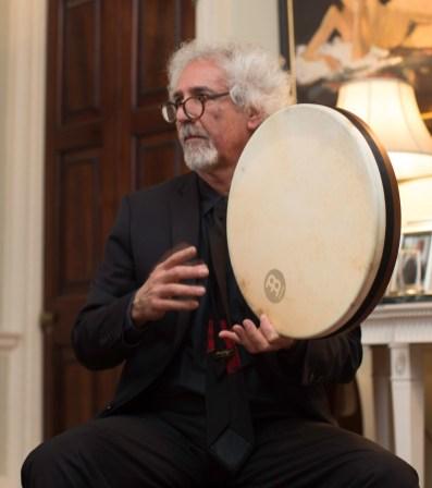 Michel Moushabeck Oudmigrations concert