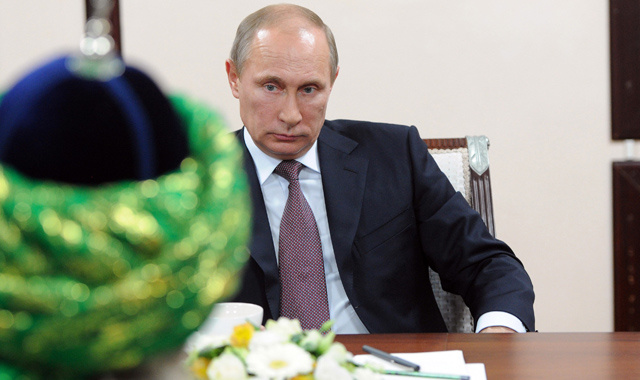 8918a8fa9 Putin: Islam is an integral part of our history and we are sticking to our