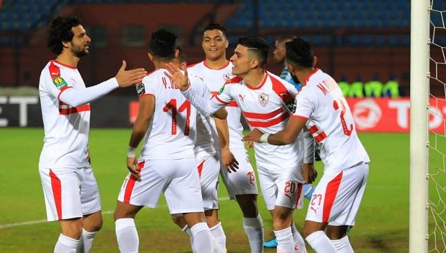 موعد مباراة نادي الزمالك القادمة مع المصري البورسعيدي والقنوات