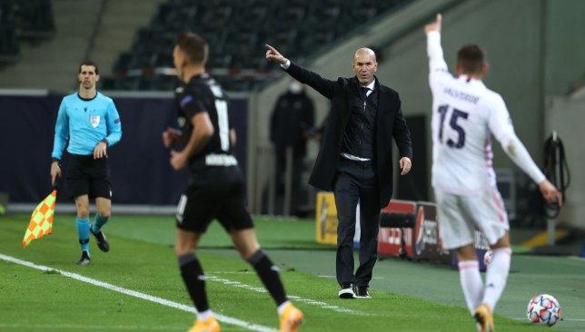 Zinedine Zidane - Real Madrid - Champions League