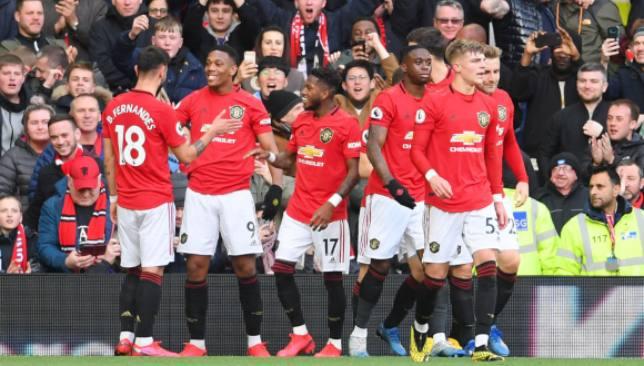 Manchester United - English Premier League