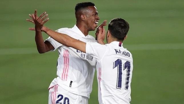 Real Madrid - Spanish League
