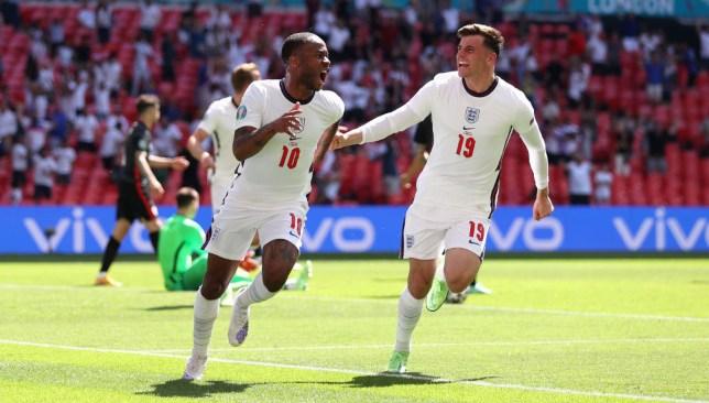 England national football team - Euro 2020