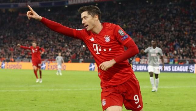 Lewandowski - Bayern Munich - German League