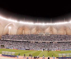 ملعب سعودي ضمن قائمة الاجمل في العالم سبورت 360