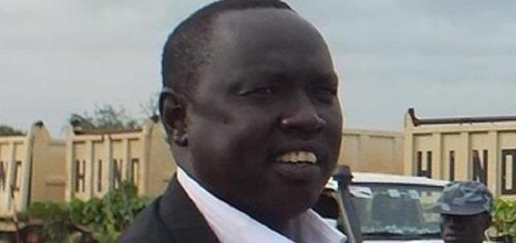 وزير ري جنوب السودان ماناوا بيتر قاتكوث قوال (صورة أرشيفية)