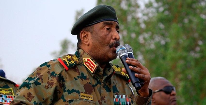 رئيس المجلس الانتقالي السوداني عبد الفتاح البرهان (صورة من أرشيف Getty Images)
