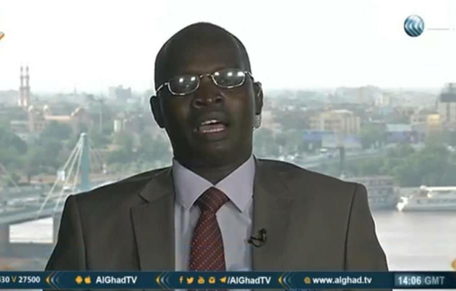 سياسي من جنوب السودان وعضو بارز في المعارضة ستيفن لوال [صورة الأرشيف]
