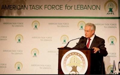 أميركان تاسك فورس من اجل لبنان منحت جائزتها السنوية لجبرا