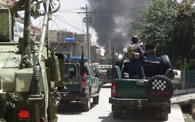 هجوم ضد هيئة المهاجرين في جلال اباد شرق افغانستان