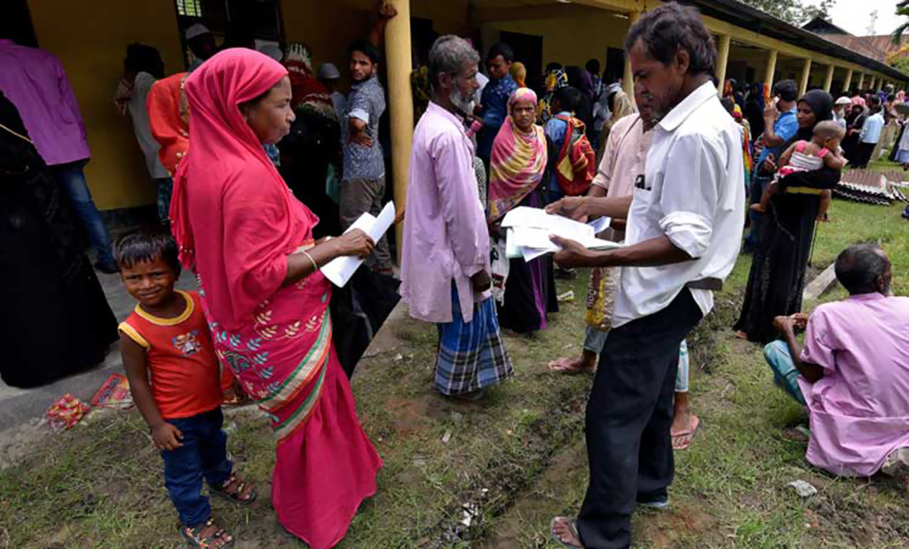 الهند تسحب الجنسية من أربعة ملايين شخص في ولاية اسام