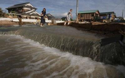 كارثة في اليابان!