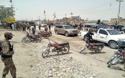 28 قتيلا و35 جريحا في هجوم انتحاري قرب مركز للاقتراع في كويتا الباكستانية