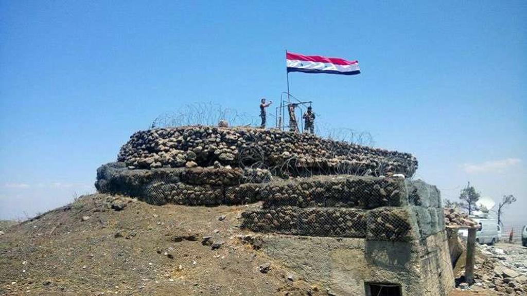 90% من درعا تحت سيطرة الحكومة السورية