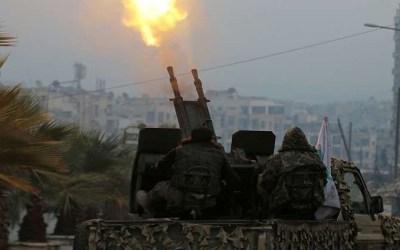 """الدفاعات الجوية السورية تتصدى """"لأهداف معادية"""" قرب دمشق"""