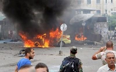 مقتل 12 شخصاً في انفجار في مدينة جسر الشغور السورية