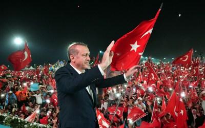 أردوغان بصدد بحث الوضع في إدلب ودرعا مع بوتين