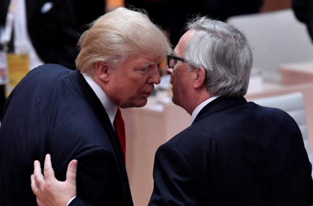 ألمانيا ترحب بحصول انفراج في المحادثات التجارية بين بروكسل وواشنطن