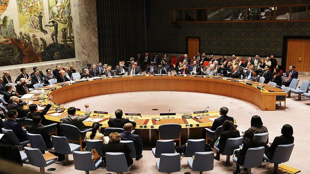 """القضية الفلسطينية على طاولة """"مجلس الأمن"""" اليوم"""