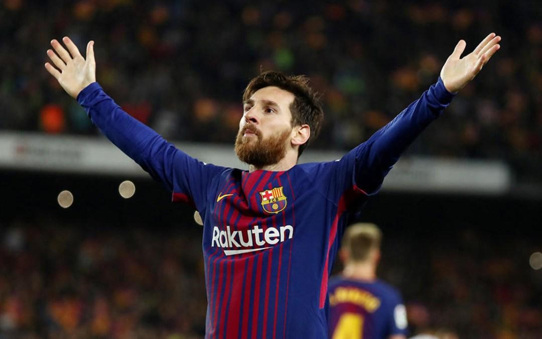 ليونيل ميسي يصدم جماهير برشلونة!