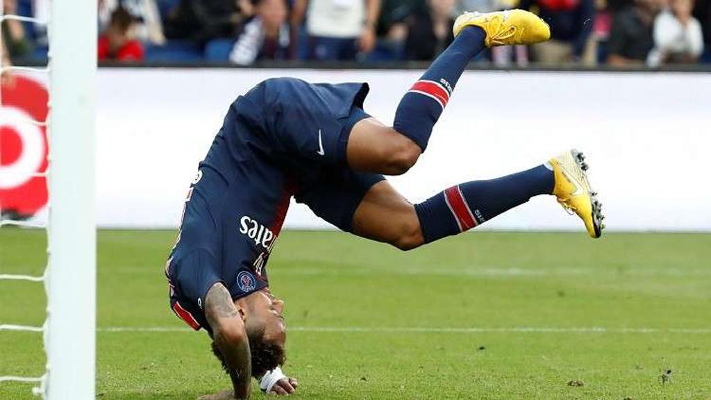 """نيمار """"يتفنن"""" في الدوري الفرنسي"""